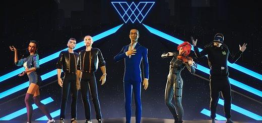Future of online-concerts - digital avatars of musicians? - Falseto